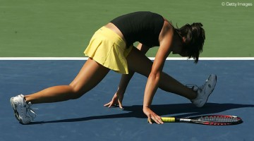 Stretching: A Secret Weapon of Serious Tennis Players